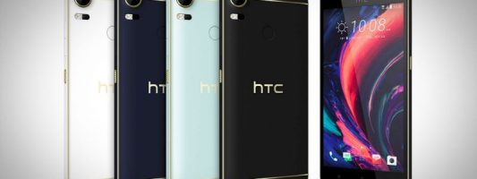 HTC expands Desire range with new smartphones