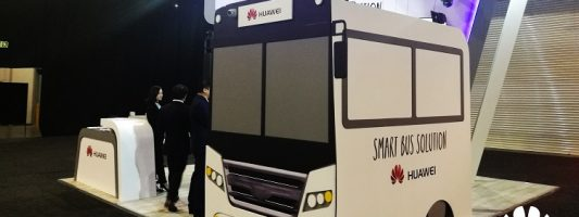 Huawei Intelligent Bus Transportation Solution