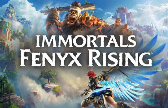 Immortals Fenyx Rising Review