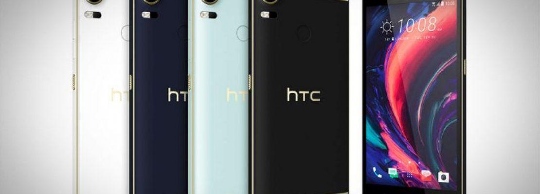 HTC expands Desire range with new smartphones