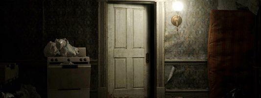 Resident Evil VII gameplay