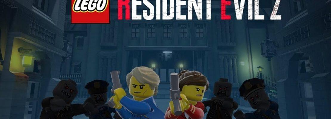LEGO Resident Evil 2