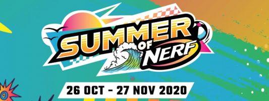 summer of nerf